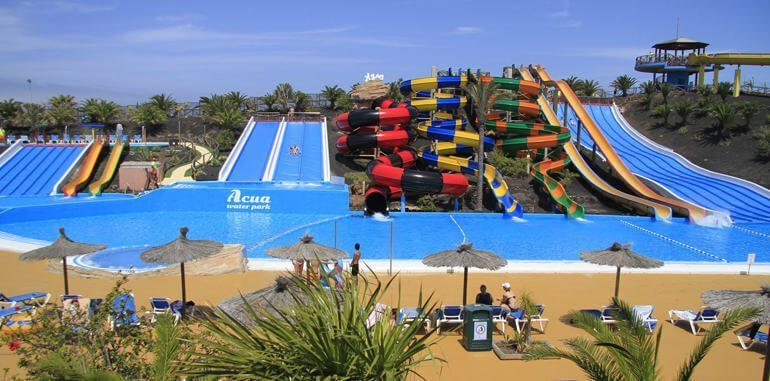 Water Parks in Fuerteventura