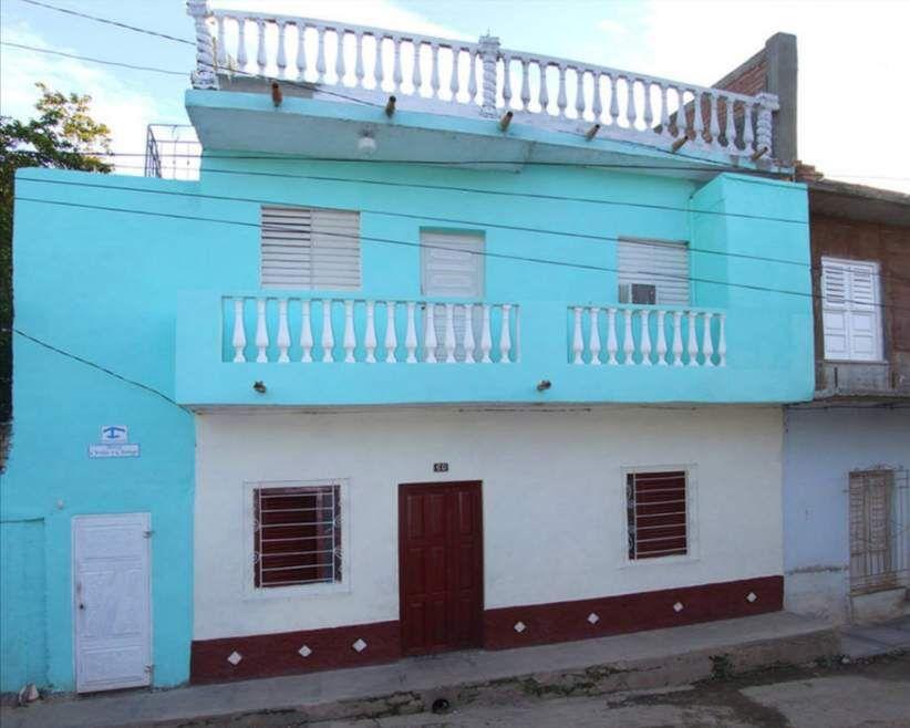 Casa Orula Chango Trinidad Cuba