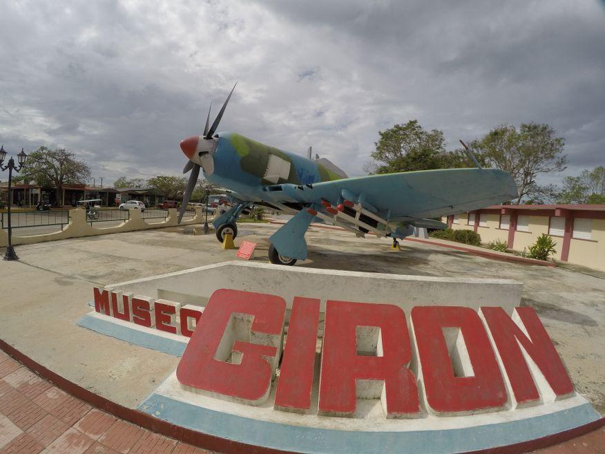 Museum at Playa Giron Cuba
