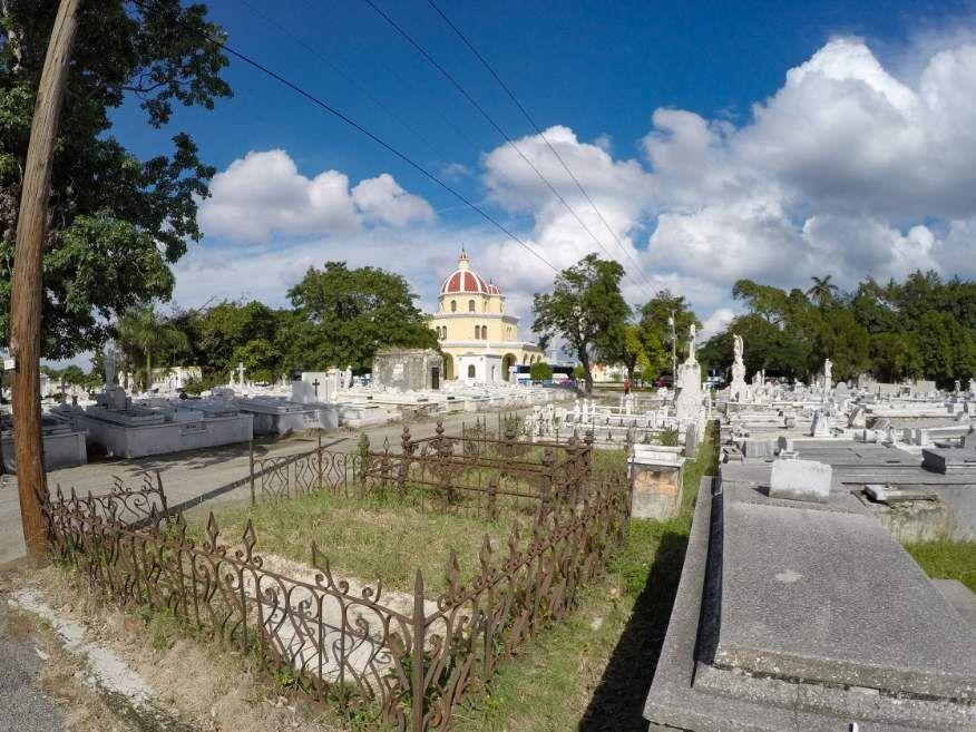 Colon Cemetery Havana Cuba
