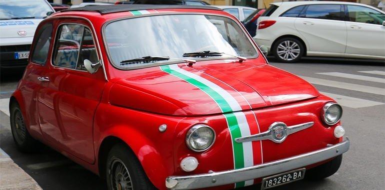 Parking Spots in Milan
