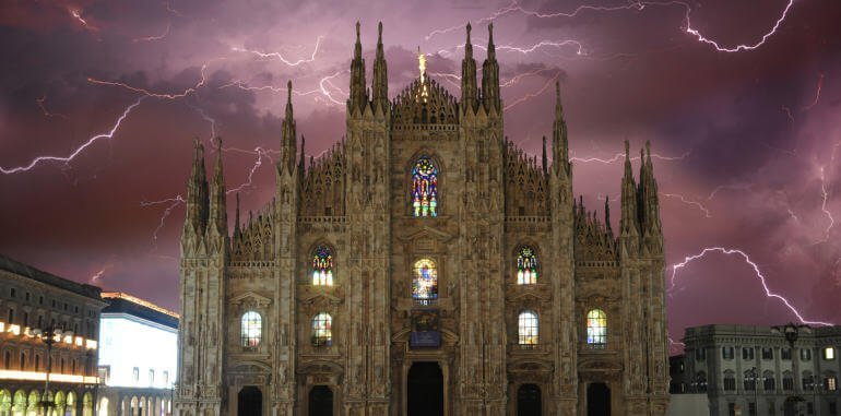 Weather in Milan