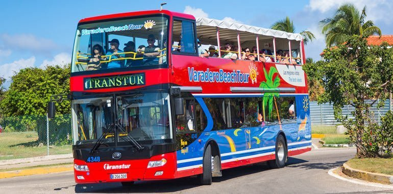 Varadero Beach Bus Tour