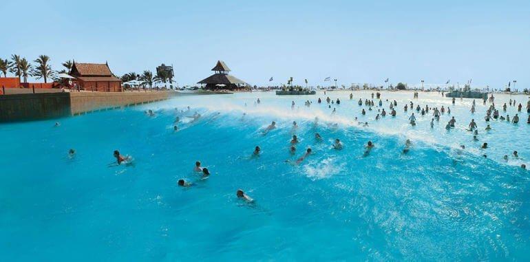 Water Parks in Tenerife