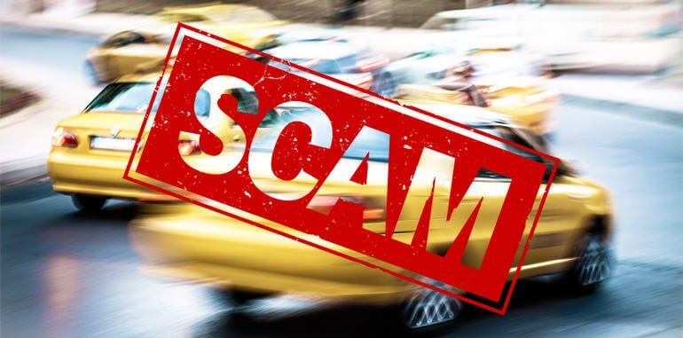 Istanbul Taxi Scam Tips
