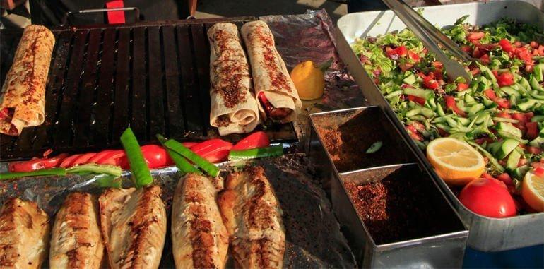 Street Food in Istanbul