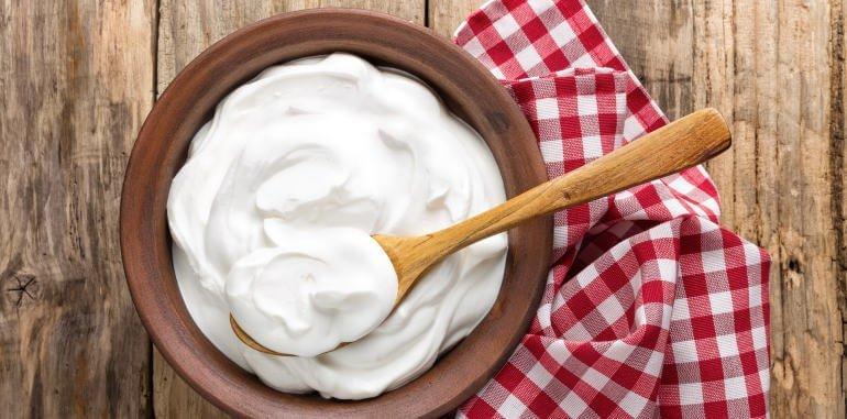 Yogurt Dishes in Istanbul