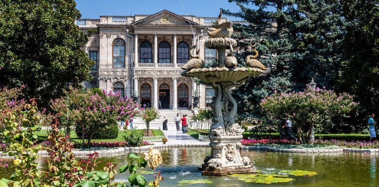 Fountains & Cisterns of Istanbul