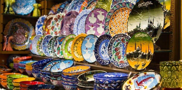 Souvenir Shopping in Istanbul