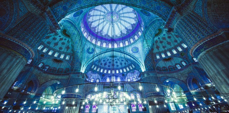 Blue Mosque Guide
