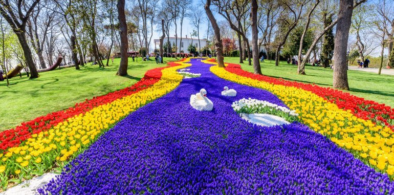 Parks & Gardens in Istanbul