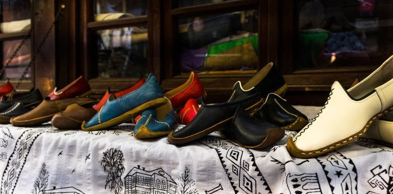 Where to Buy Shoes in Istanbul