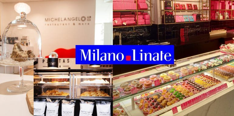 Restaurants in Linate LIN Airport