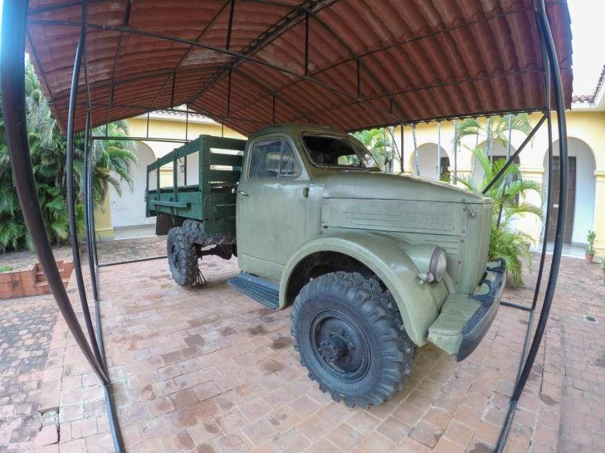 Inside the Museum Trinidad Cuba