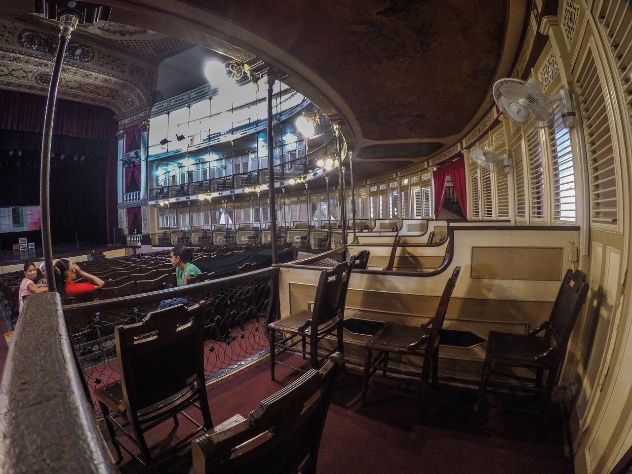 Theatre Tomas Terry Cienfuegos Cuba