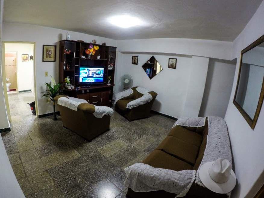 Lounge in our Casa in Havana Cuba