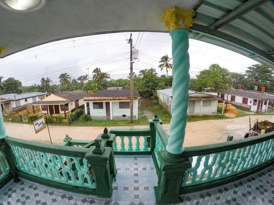 Another view from Casa Dussac Playa Larga Cuba