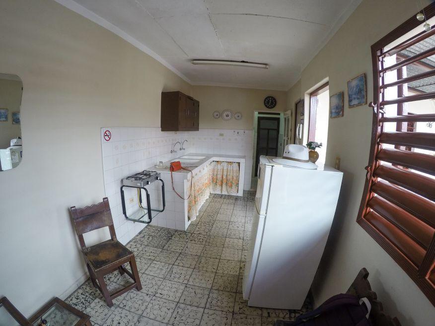 Entry lounge Casa Santa Elena Cienfuegos Cuba