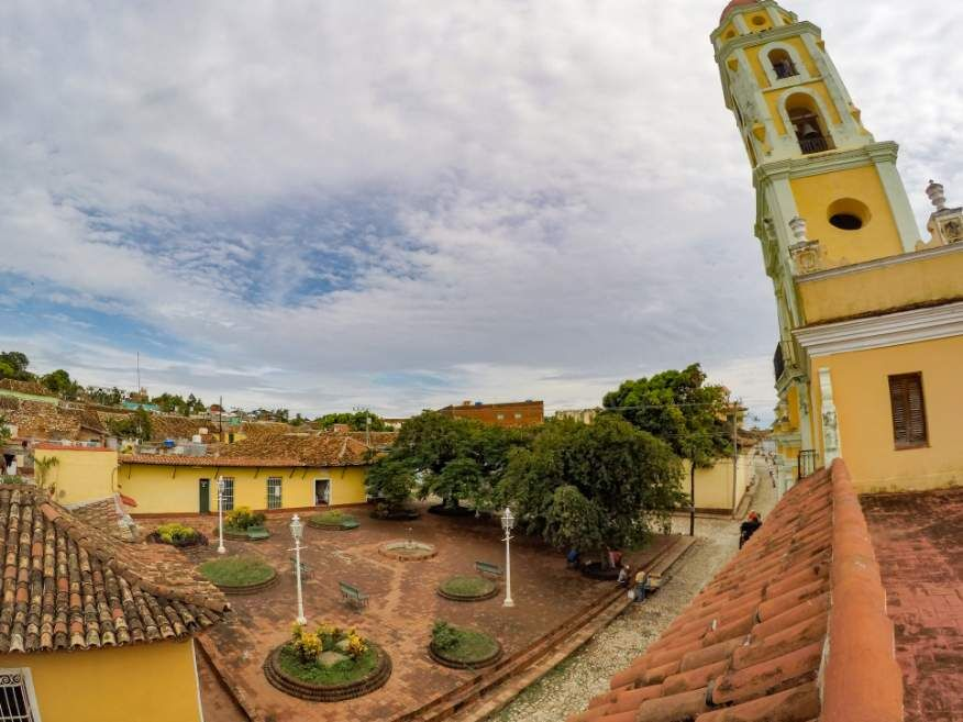 Views from the Museum Trinidad Cuba