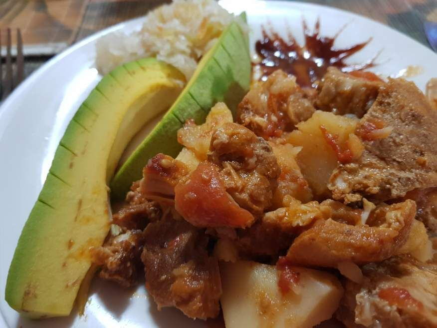 Dinner at Casa Orula Chango Trinidad Cuba