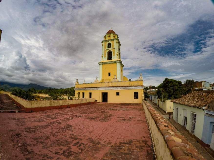 Museum Trinidad Cuba