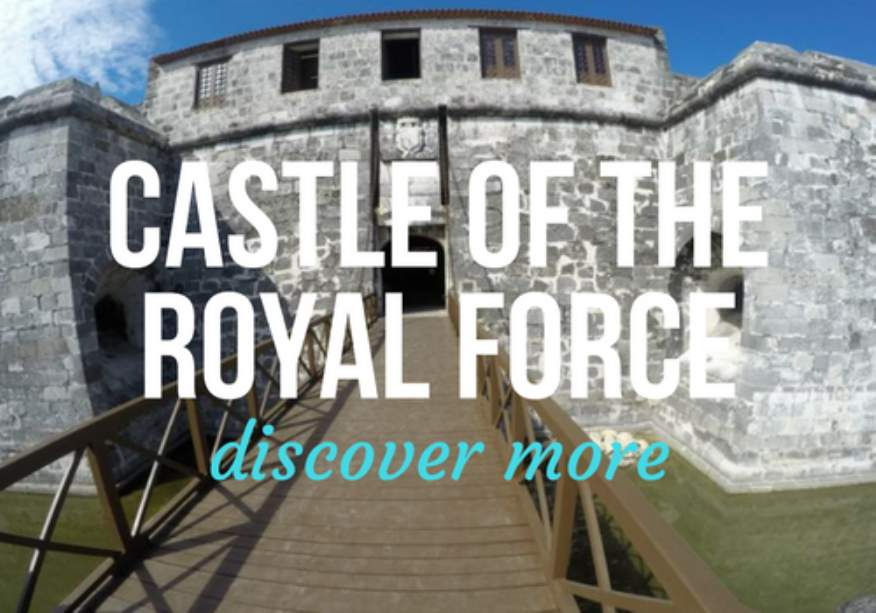 Castle of the Royal Force in Old Havana