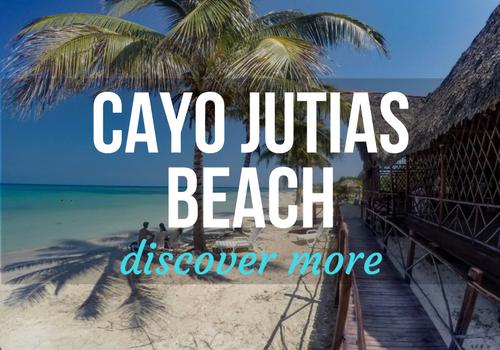 Cayo Jutias Beach in Vinales