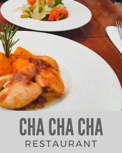 Cha Cha Cha Restaurant in Old Havana