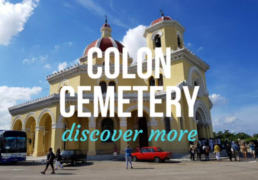 Colon Cemetery in Havana