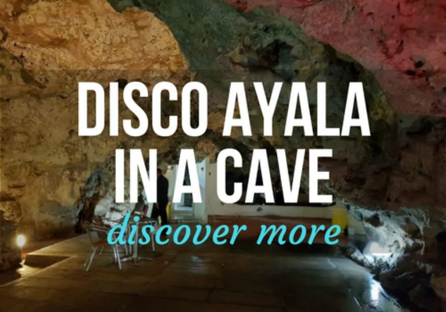 Cave Disco Ayala in Trinidad, Cuba