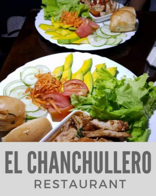 El Chanchullero Restaurant in Old Havana