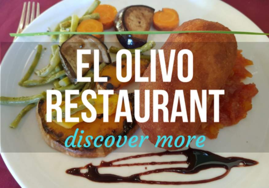 El Olivo Restaurant in Vinales