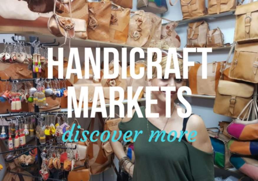 Handicraft Market in Havana