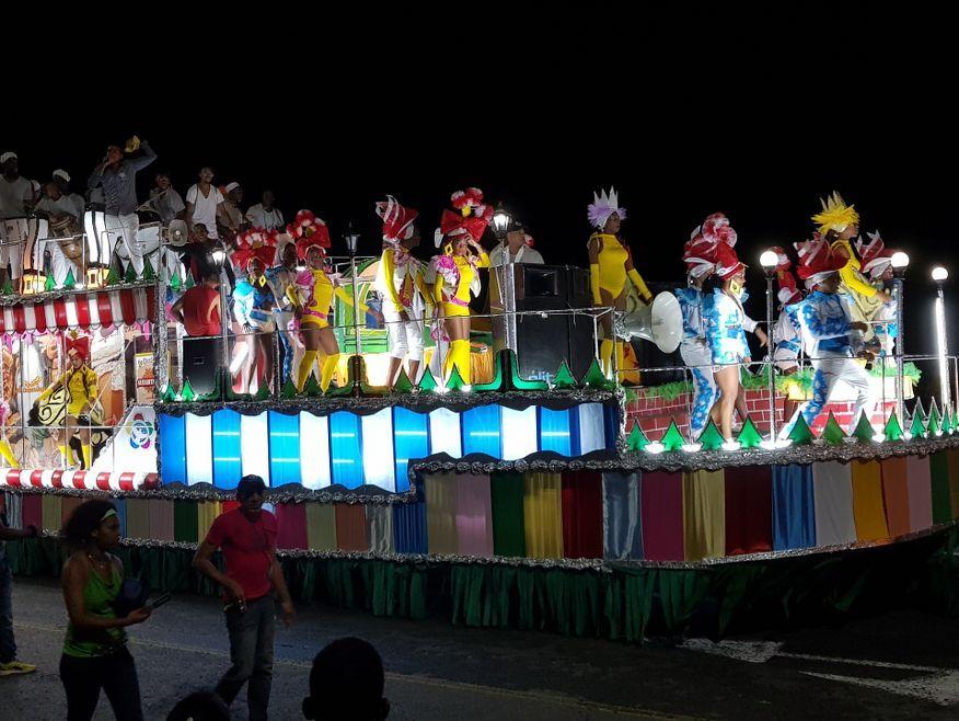 Havana Carnival Dancers