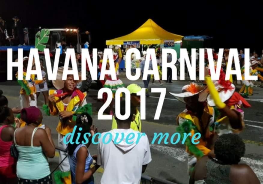 Carnival on the Malecon in Havana