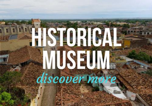 Historical Museum in Trinidad, Cuba