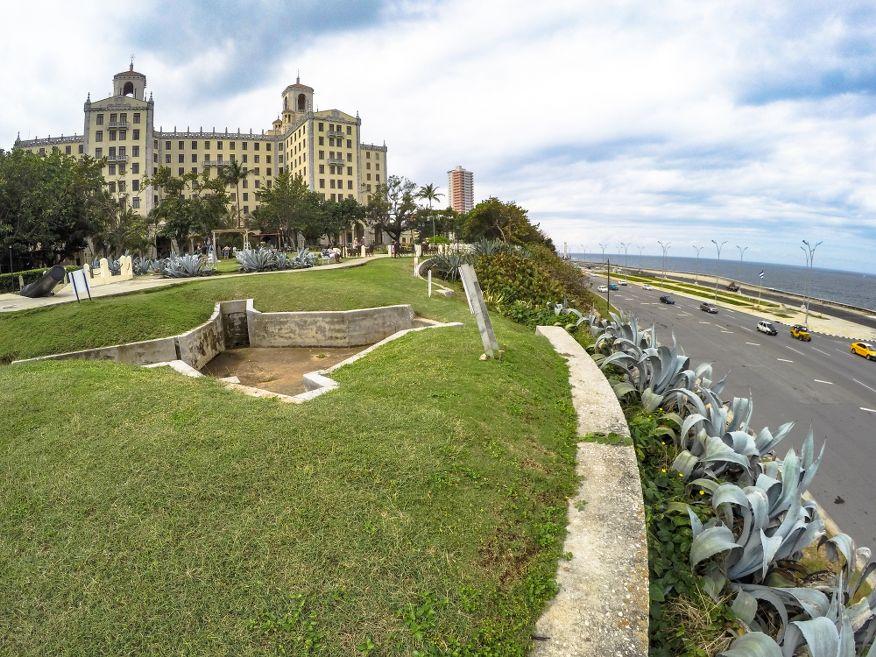 Hotel Nationale in Vedado, Havana