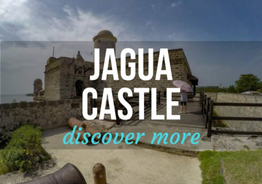 Jagua Castle Fortress in Cienfuegos