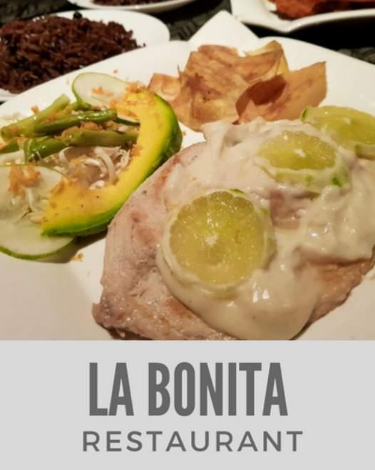 La Bonita Restaurant in Havana