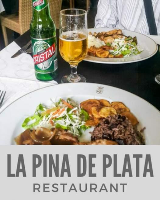 La Pina de Plata Restaurant in Old Havana