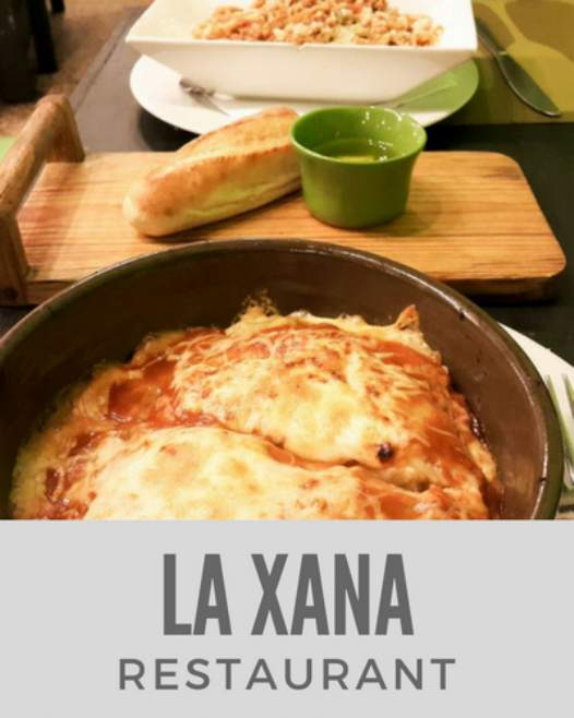 La Xana Italian Restaurant in Havana