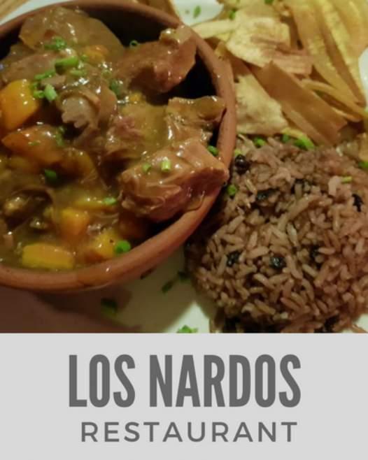 Los Nardos Restaurant in Havana