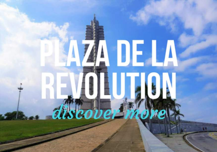 Plaza de la Revolution in Havana