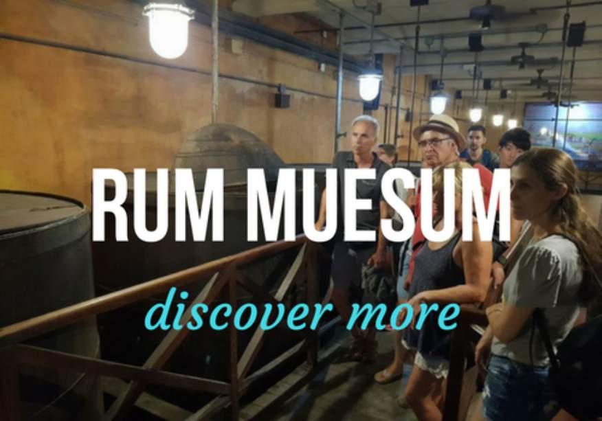 Rum Museum in Havana