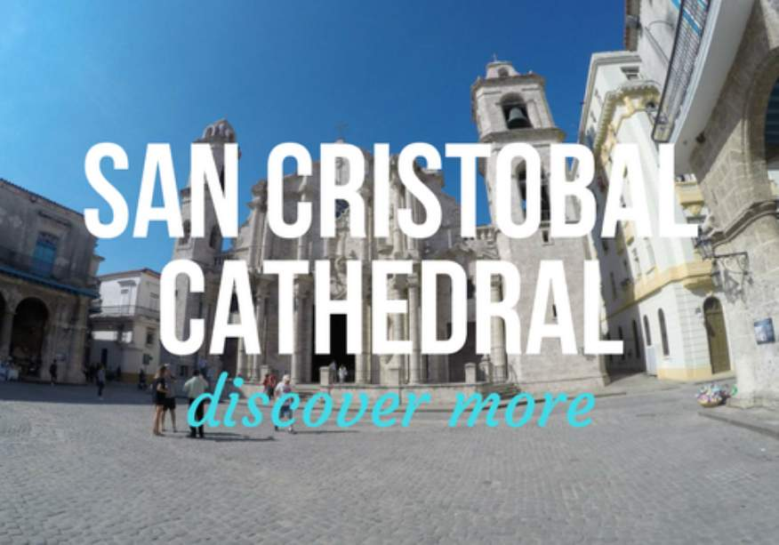 San Cristobal Cathedral in Old Havana