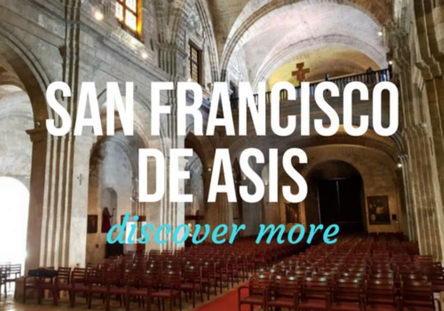San Francisco de Asis Church in Old Havana