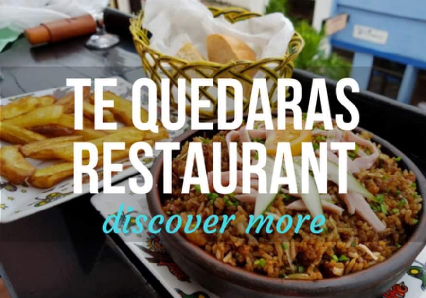 Te Quedaras Restaurant in Cienfuegos