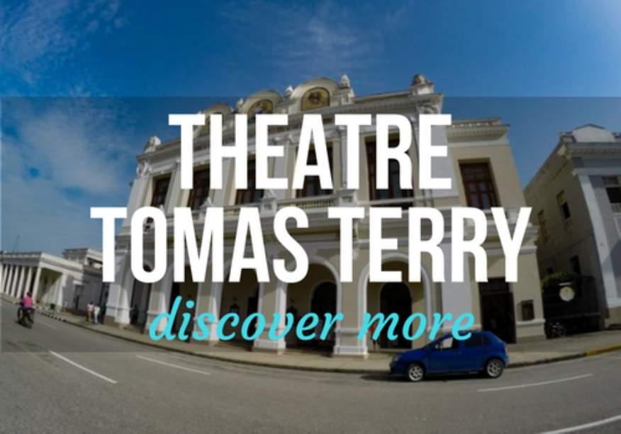 Teatro Tomas Terry in Cienfuegos