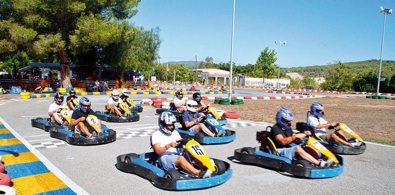 Ibiza Go Karting