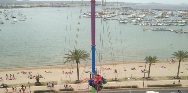 Slingshot Ibiza